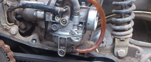 скутер хонда дио 27 ремонт карбюратора
