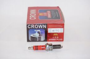 "Свеча B7TC ""CROWN"" 4т М10*1,00 19,0мм (на 125-600сс)"